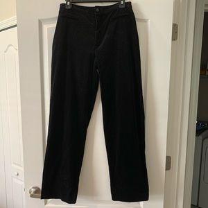 Ladies Velveteen Dress Pant